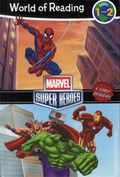 World of Reading: Marvel Super Heroes HC (2012 Marvel Press) Level 1 and 2 1-1ST