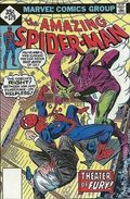 Amazing Spider-Man (1963 1st Series) Whitman Variants 179