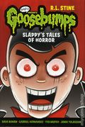 Graphix Presents Goosebumps: Slappy's Tales of Horror HC (2015 Graphix) R.L. Stine 1-1ST