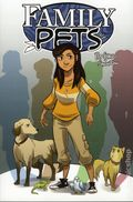 Family Pets GN (2015 Silver Dragon Books) 1-1ST
