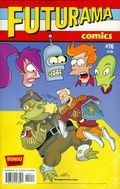 Futurama Comics (2000 Bongo) 76