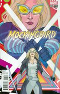Mockingbird S.H.I.E.L.D. 50th Anniversary (2015) 1B