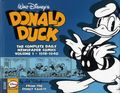 Donald Duck The Complete Daily Newspaper Comics HC (2015 IDW) Walt Disney's 1-1ST