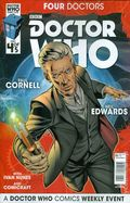 Doctor Who Four Doctors (2015 Titan) 4A