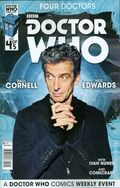 Doctor Who Four Doctors (2015 Titan) 4B