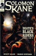 Solomon Kane Death's Black Riders (2009 Dark Horse) 1BALTIMORE