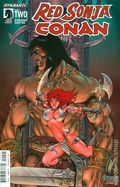 Red Sonja Conan (2015 Dynamite) 2B