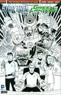 Star Trek Green Lantern (2015 IDW) 1E