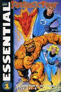 Essential Fantastic Four TPB (1998-Present Marvel) 1st Edition 1-REP