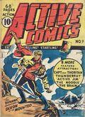 Active Comics (1942) 9