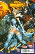 Age of Apocalypse (2015 Marvel) Secret Wars 4