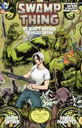 Swamp Thing HC (2015 DC) The Deluxe Edition by Scott Snyder 1-1ST