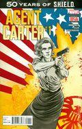 Agent Carter S.H.I.E.L.D. 50th Anniversary (2015) 1A