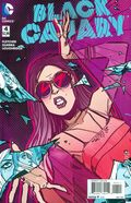 Black Canary (2015 4th Series) 4A
