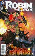 Robin Son of Batman (2015) 4A