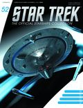 Star Trek The Official Starship Collection (2013 Eaglemoss) Magazine and Figure ITEM#52