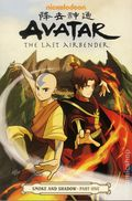 Avatar The Last Airbender Smoke and Shadow GN (2015 Dark Horse) 1-1ST