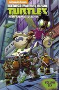Teenage Mutant Ninja Turtles New Animated Adventures TPB (2014 IDW) 6-1ST