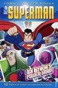 Superman Lex Luthor's Power Grab SC (2015 Capstone) Comic Chapter Books 1-1ST