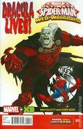 Ultimate Spider-Man Web Warriors (2014) Marvel Universe 11
