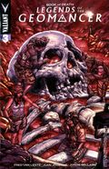 Book of Death Legends of the Geomancer (2015) 3
