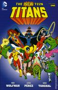New Teen Titans TPB (2014- DC) By Marv Wolfman and George Perez 1-REP