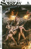 Swords of Sorrow (2015 Dynamite) 5F