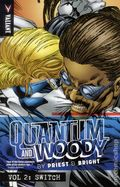 Quantum and Woody TPB (2015 Valiant) By Priest and Bright 2-1ST