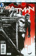 Batman (2011 2nd Series) Annual 4