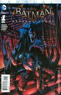 Batman Arkham Knight (2015) Annual 1