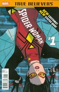 True Believers Spider-Woman (2015) 1