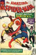 Amazing Spider-Man (1963 1st Series) UK Edition 16UK