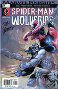 Spider-Man and Wolverine (2003) 1DF-SIGNED