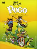 Pogo The Complete Dell Comics HC (2014 Hermes Press) By Walt Kelly 3-1ST