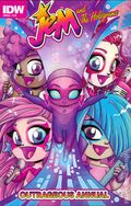 Jem and the Holograms Outrageous Annual (2015) 1
