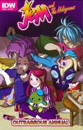 Jem and the Holograms Outrageous Annual (2015) 1SUB