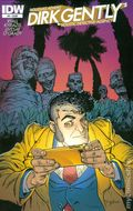 Dirk Gently's Holistic Detective Agency (2015 IDW) 4
