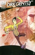 Dirk Gently's Holistic Detective Agency (2015 IDW) 4SUB