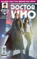 Doctor Who The Tenth Doctor Year Two (2015) 1A