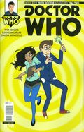 Doctor Who The Tenth Doctor Year Two (2015) 1C