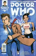 Doctor Who The Tenth Doctor Year Two (2015) 1D