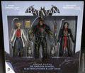 Batman Arkham Origins Collector Action Figure (2015 DC Direct) 3-Pack SET#1