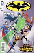 Batman Endgame Special Edition (2015 DC) Batman Day 1