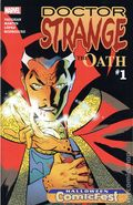 Doctor Strange The Oath (2015 Marvel) Halloween ComicFest 1