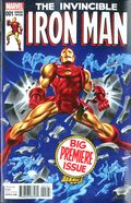 Invincible Iron Man (2015 2nd Series) 1C