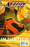 Action Comics (2011 2nd Series) 45A