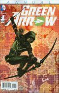 Green Arrow (2011 4th Series) Annual 1