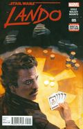 Star Wars Lando (2015 Marvel) 5A