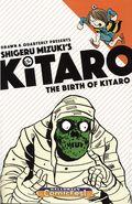 Kitaro The Birth of Kitaro (2015 Drawn and Quarterly) Halloween ComicFest 2015