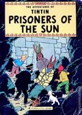 Adventures of Tintin Prisoners of the Sun GN (1975 Little Brown and Company) 1-1ST